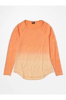 Women's Cabrillo Long-Sleeve Shirt, Sweet Apricot, medium