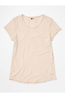 Women's Aura Short-Sleeve Shirt, Mandarin Mist, medium