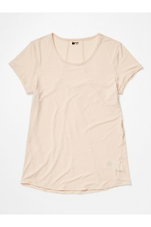 Women's Aura Short-Sleeve Shirt, Mandarin Mist, medium