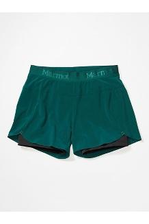 Women's Pulse Shorts, Botanical Garden, medium