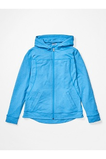 Women's Tomales Point Hoody, Classic Blue Heather, medium