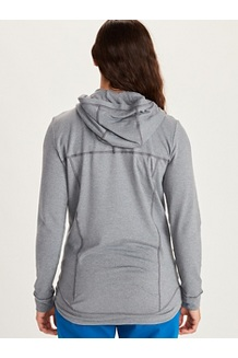 Women's Tomales Point Hoody, Steel Onyx Heather, medium