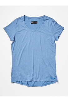 Women's All Around Short-Sleeve T-Shirt, Classic Blue, medium