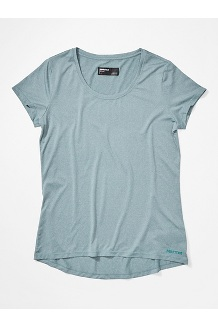 Women's All Around Short-Sleeve T-Shirt, Deep Jungle, medium