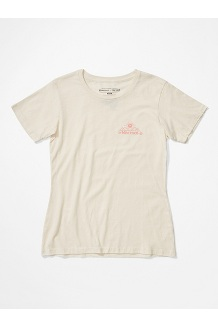 Women's Arrow Short-Sleeve T-Shirt, Turtledove Heather, medium