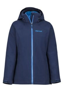Women's Featherless Component Jacket, Arctic Navy, medium