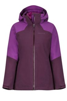 Women's Featherless Component Jacket, Dark Purple/Grape, medium