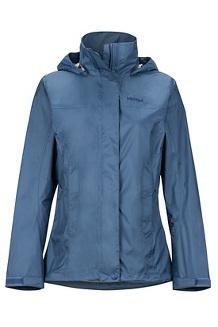Women's PreCip Eco Jacket, Storm, medium