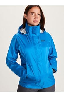 Women's PreCip Eco Jacket, Classic Blue, medium