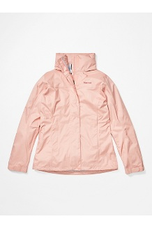 Women's PreCip Eco Jacket, Pink Lemonade, medium