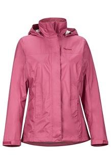 Women's PreCip Eco Jacket, Dry Rose, medium