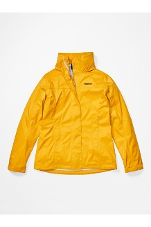 Women's PreCip Eco Jacket, Solar, medium