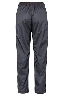 Women's PreCip Eco Full-Zip Pants - Long, Black, medium