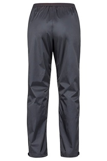 Women's PreCip Eco Pants - Long, Black, medium