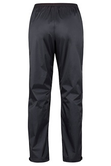 Women's PreCip Eco Pants, Black, medium