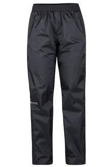 Women's PreCip Eco Pants, Black, medium