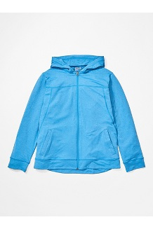 Women's Tomales Point Hoody Plus, Classic Blue Heather, medium