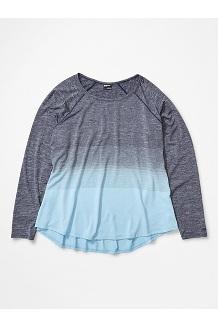 Women's Cabrillo Long-Sleeve Shirt Plus, Arctic Navy, medium