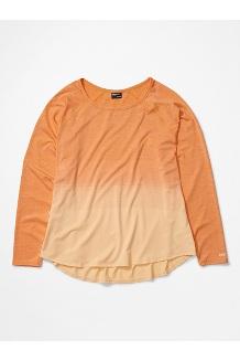 Women's Cabrillo Long-Sleeve Shirt Plus, Sweet Apricot, medium