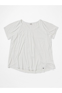Women's Neaera Short-Sleeve Shirt Plus, White, medium