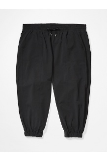 Women's Avision Jogger Pants Plus, Black, medium