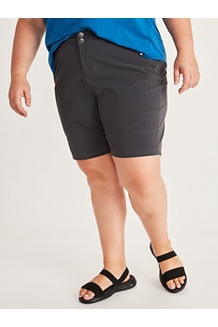 Women's Kodachrome Shorts Plus, Dark Steel, medium