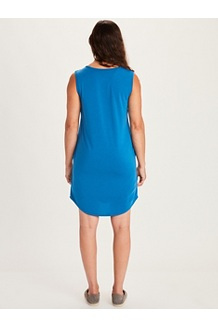 Women's Estel Dress, Classic Blue, medium