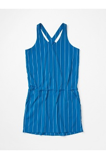 Women's Gretchen Dress, Classic Blue, medium