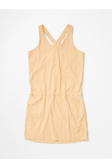 Women's Gretchen Dress, Sweet Apricot, medium
