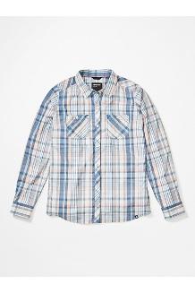 Women's Aella Long-Sleeve Shirt, Classic Blue, medium