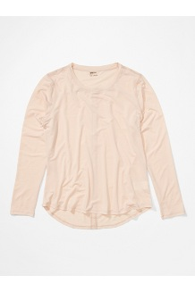 Women's Calavera Long-Sleeve Shirt, Mandarin Mist, medium