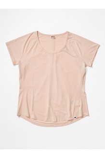 Women's Neaera Short-Sleeve Shirt, Mandarin Mist, medium