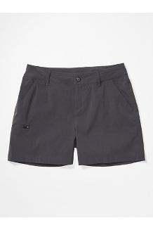 Women's Raina 5'' Shorts, Dark Steel, medium