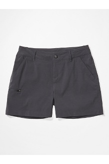 Women's Raina 5'' Shorts, Dark Steel, medium