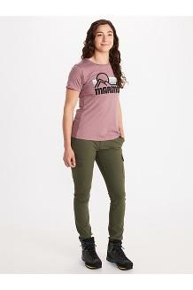 Women's Coastal Short-Sleeve T-Shirt, New Turtledove Heather, medium