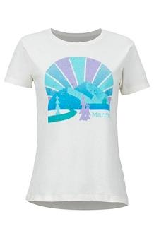 Women's Forward Short-Sleeve T-Shirt, Turtledove Heather, medium