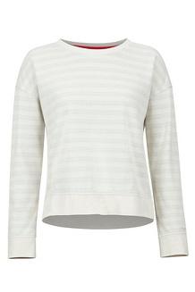 Women's Westview Crew Neck Sweatshirt, Turtledove Heather, medium