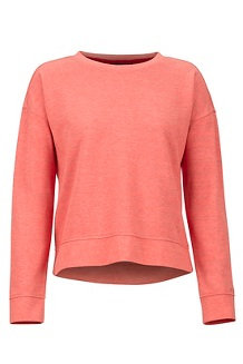 Women's Westview Crew Neck Sweatshirt, Kashmir Heather, medium