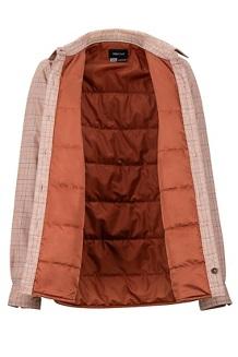 Women's Fielding Insulated Jacket, Terracotta, medium