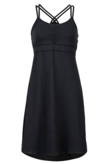 Women's Taryn Dress, Black, medium