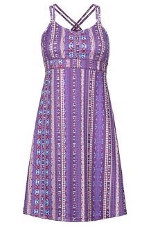Women's Taryn Dress, Paisley Purple Mystic, medium