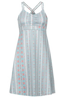 Women's Taryn Dress, White Mystic, medium