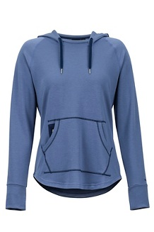 Women's La Linea Pullover, Storm, medium