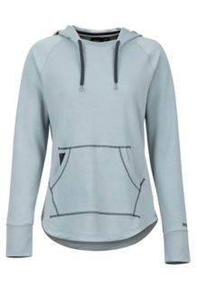 Women's La Linea Pullover, Grey Storm, medium
