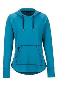 Women's La Linea Pullover, Late Night, medium