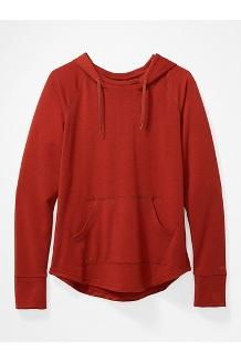 Women's La Linea Pullover, Picante, medium
