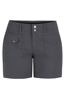 Women's Delaney Shorts, Dark Steel, medium