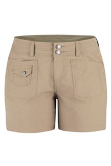 Women's Delaney Shorts, Desert Khaki, medium