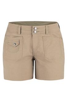 Women's Delaney Shorts, Desert Khaki, medium