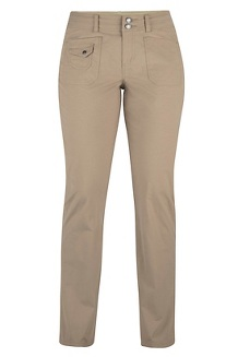Women's Delaney Pants, Desert Khaki, medium